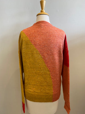 Hem & Thread Block It Sweater - Showroom56
