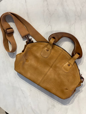 Free People Mini Willow Leather Tote - Showroom56