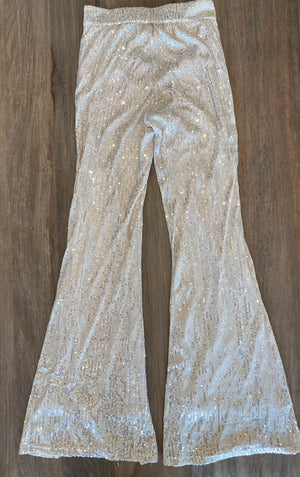 Judith March Sequin Flares - Showroom56
