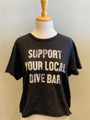 The Original Retro Brand Support Your Local Dive Bar - Showroom56