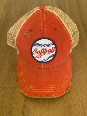 Judith March Softball Mom Hat - Showroom56
