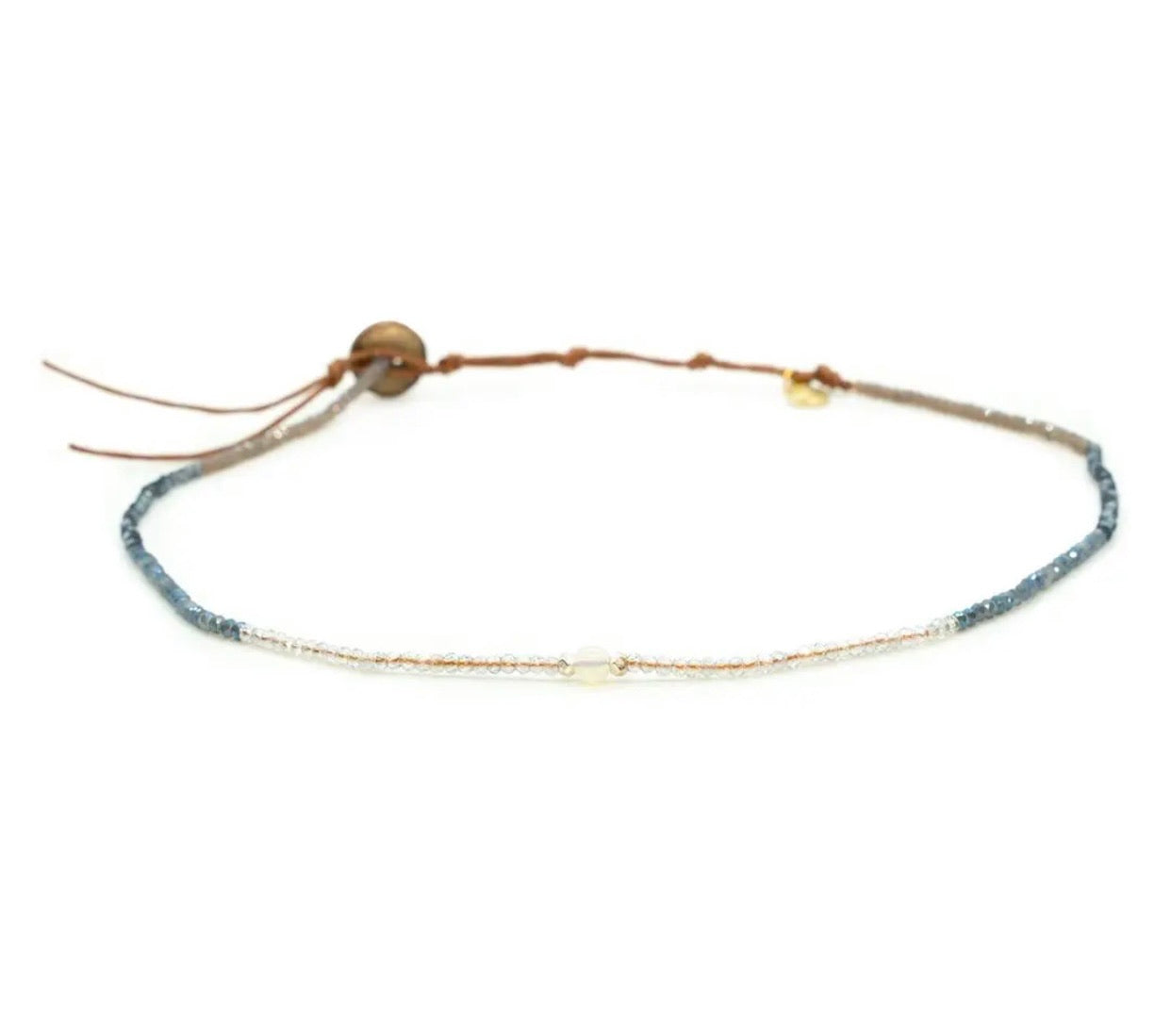 Moonstone Goddess Necklace