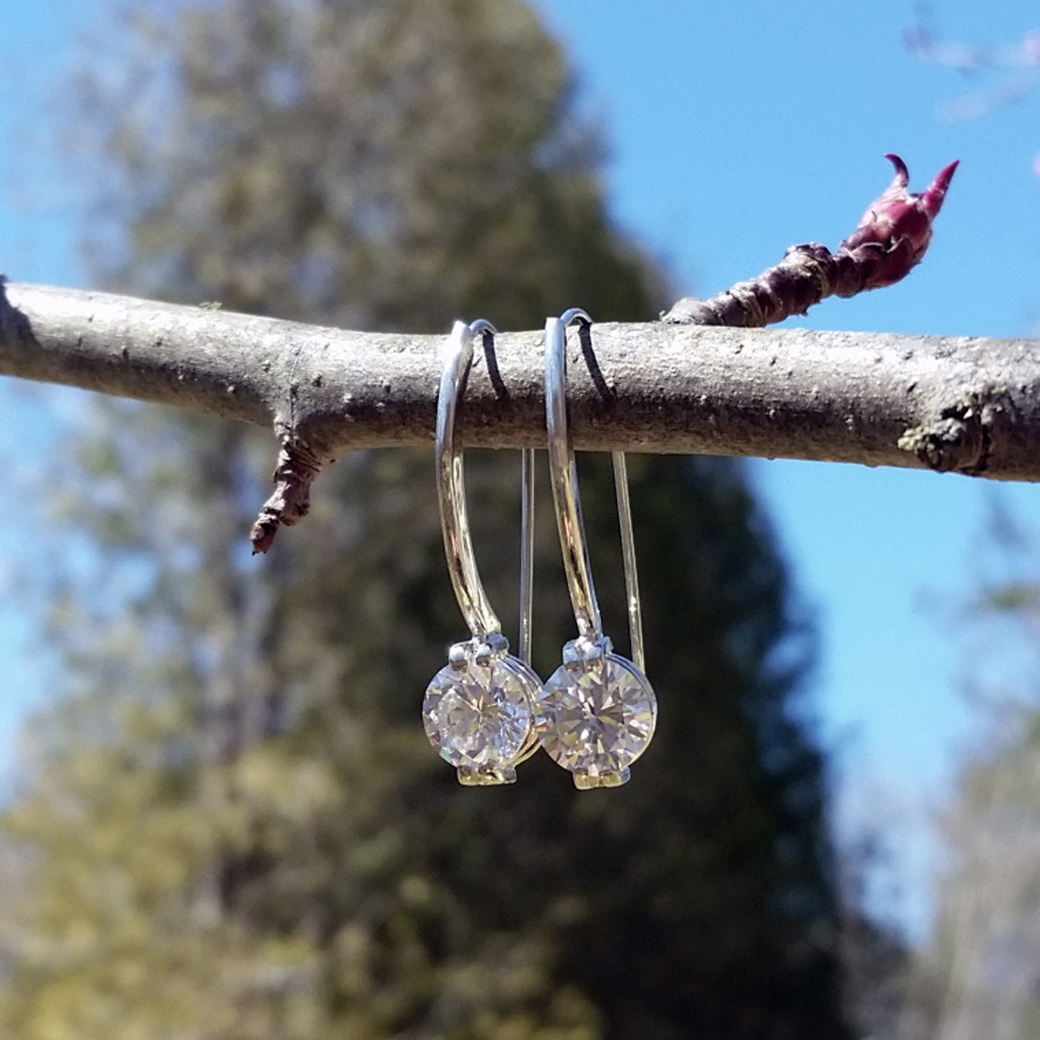 Glimmer of Hope Earrings