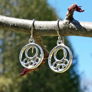Paws for Thought Earrings