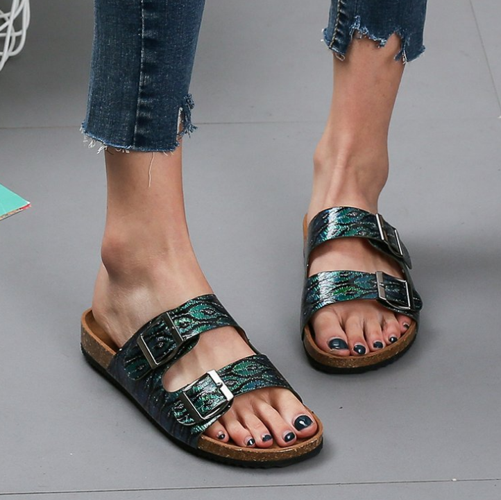Buy Cheap 2020 New And Fashional Woman Snake Skin Sandals Online - Supsandal