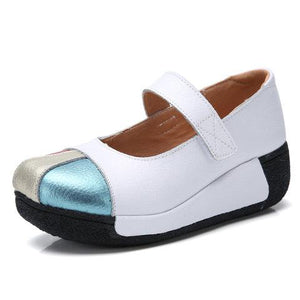 Buy Cheap Round Toe Platform Med Sandals Online - Supsandal