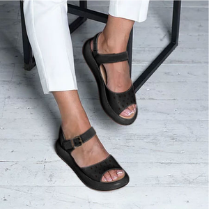 Buy Cheap Hollow-Out Daily Summer Sandals Online - Supsandal