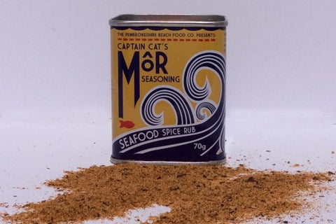 Captain Cat's Mor Seasoning