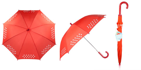 Colour Changing Umbrella - Kids