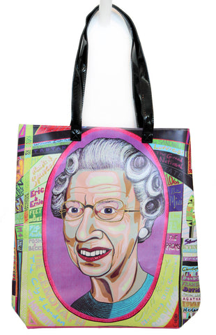 Grayson Perry 'Comfort Blanket' Bag