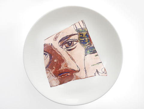Grayson Perry Plate