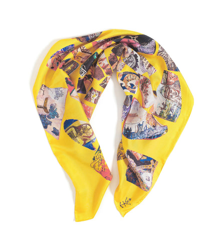 Grayson Perry Scarf