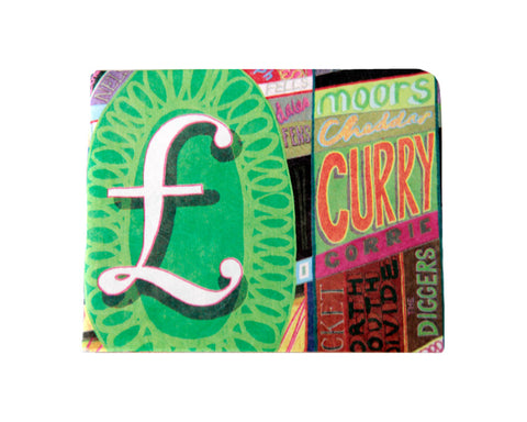 Grayson Perry 'Comfort Blanket' Wallet