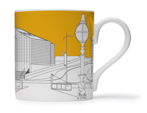 Turner Contemporary Mug Yellow