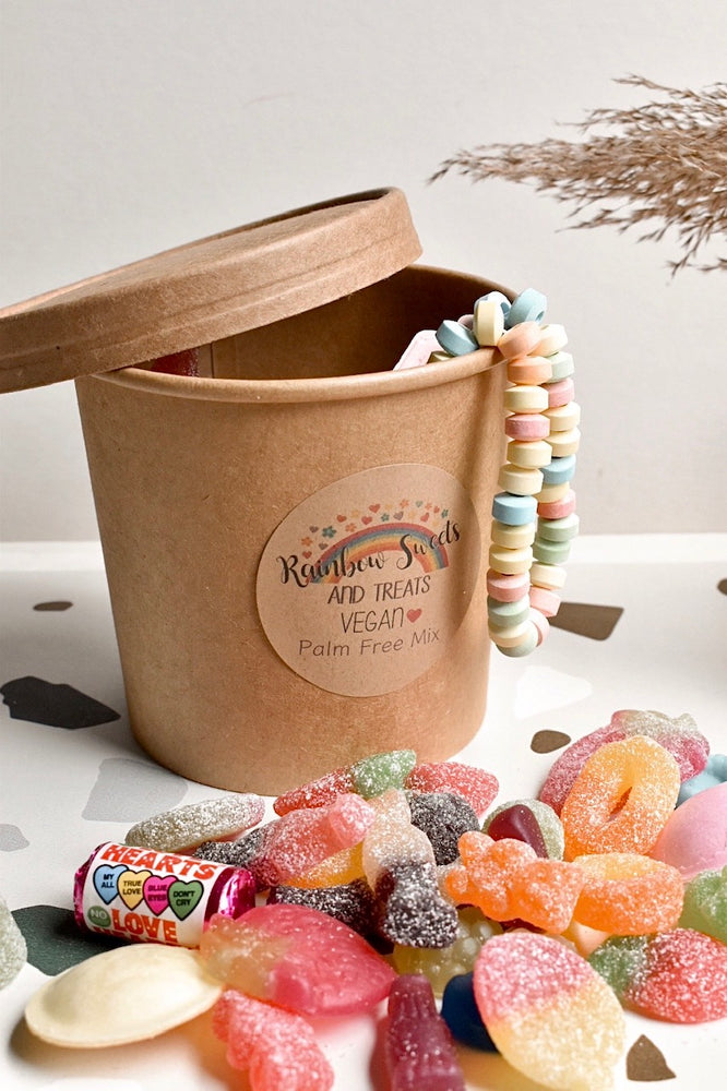 500g Sweet tub, more options available, FREE DELIVERY & FREE GOURMET LOLLIPOP!