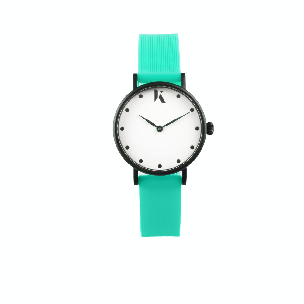 Turquoise Ksana watch, more options available