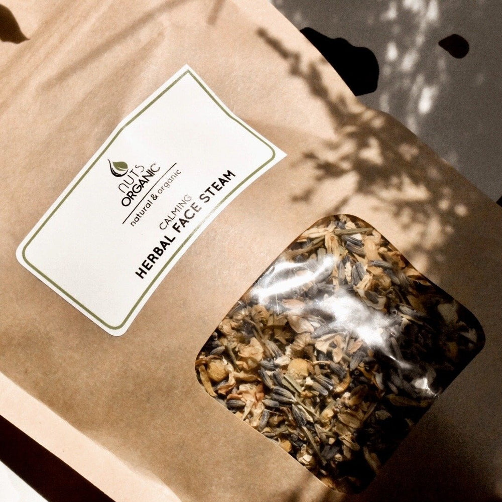 Herbal face steam, 35g, more options available