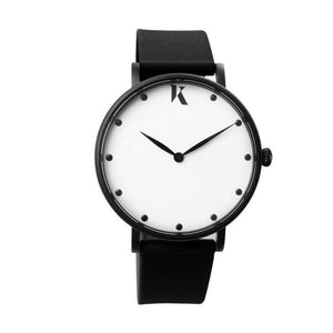 Load image into Gallery viewer, Jet Black Ksana watch, more options available