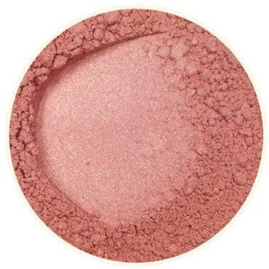 Mineral blusher with pot for life