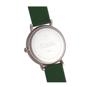 Emerald Green Ksana watch,  more options available