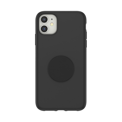 iPhone 11 Otter + Pop Symmetry - Black, PopSockets
