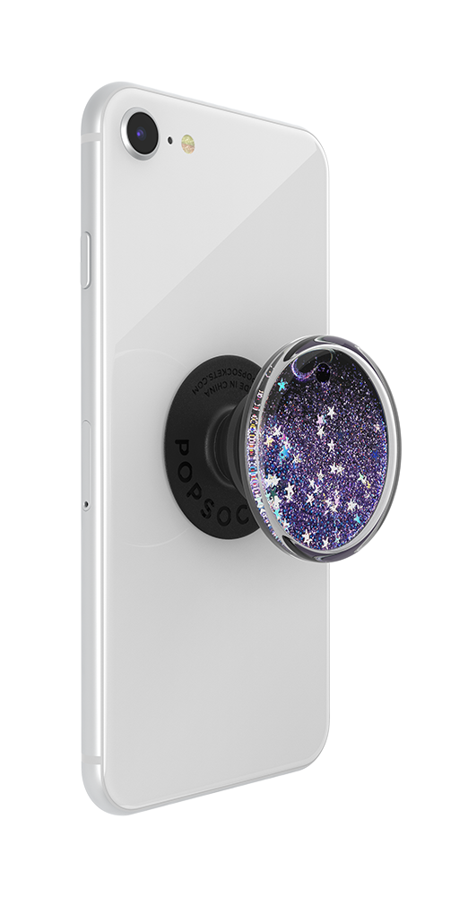 Tidepool Galaxy Purple 流沙高貴紫 <可替換泡泡帽>, PopSockets