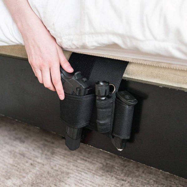 Best place for a gun in your bedroom