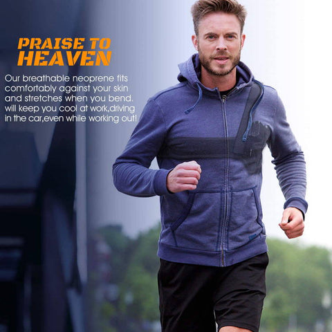 Praise to Heaven - ultimate holster