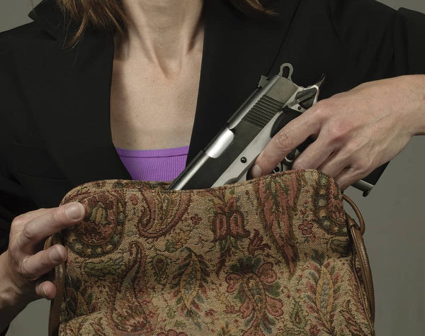 Top Concealed Carry Mistakes - Collected by Praise to Heaven