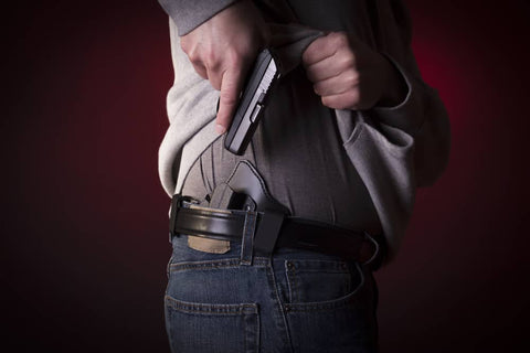 Concealed Carry Holster for fat guys