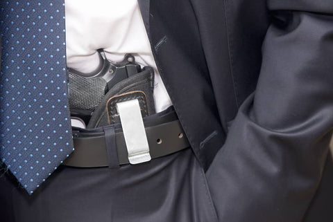 Concealed Carry Belly Holster