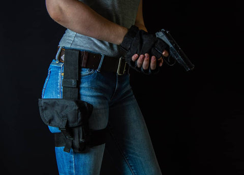 Belly Holster for concealed carry