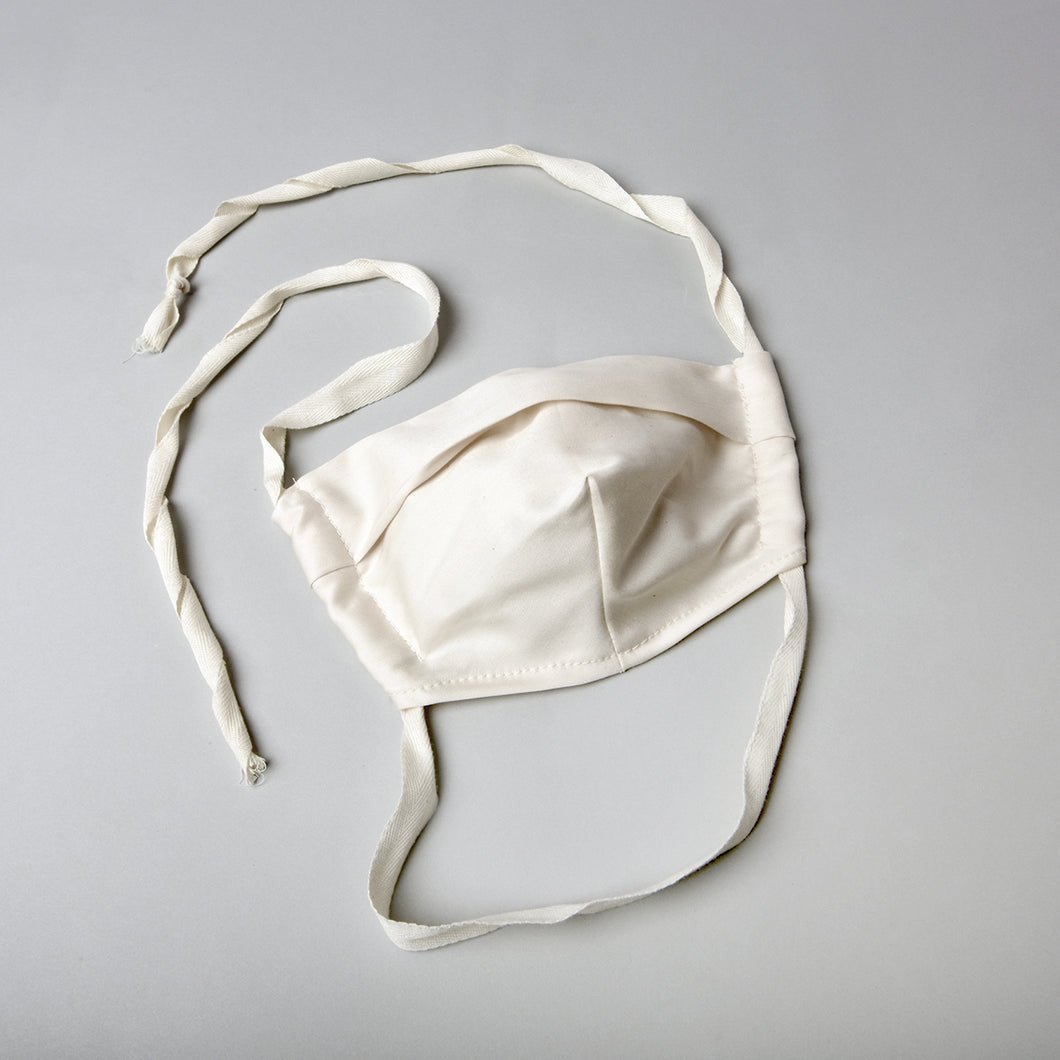Donate 50 Organic Cotton Face Masks