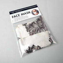 Load image into Gallery viewer, flower print face mask made in the USA