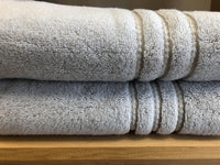 HAND TOWEL GLACIER GREY