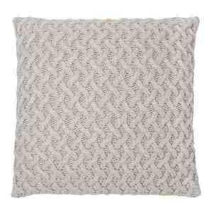Beatrice Grey- EURO Cushion