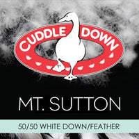 Mt. Sutton Duvet by Cuddle Down
