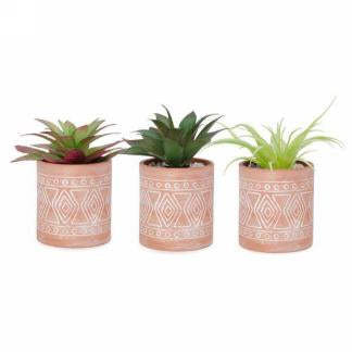 POTTED ARTIFICIAL TERRACOTTA