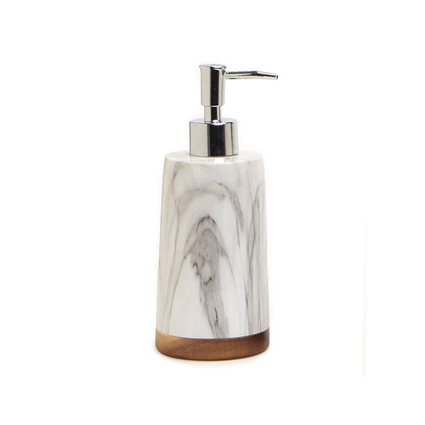 Marble Pattern Soap Dispenser