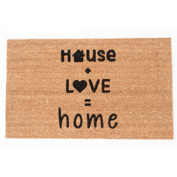House Love Doormat