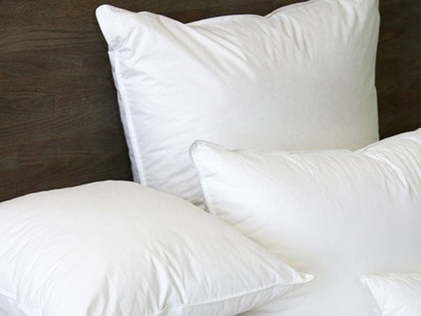 Mt. Orford Feather Pillow by Cuddle Down