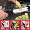 New Clever Cutter 2 in 1 Smart Knife & Cutting Board