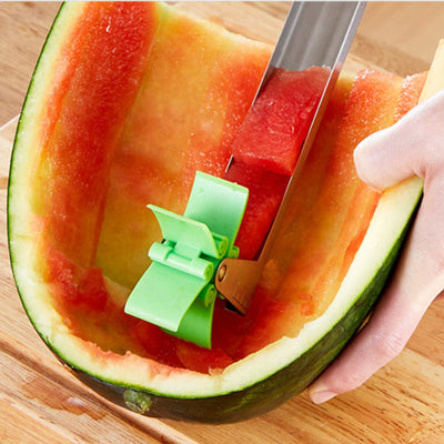 Stainless Steel Watermelon Slicer Fruit Knife