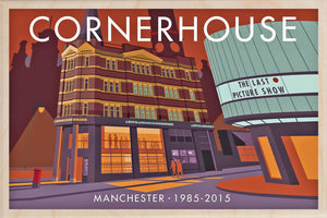 MANCHESTER CORNERHOUSE