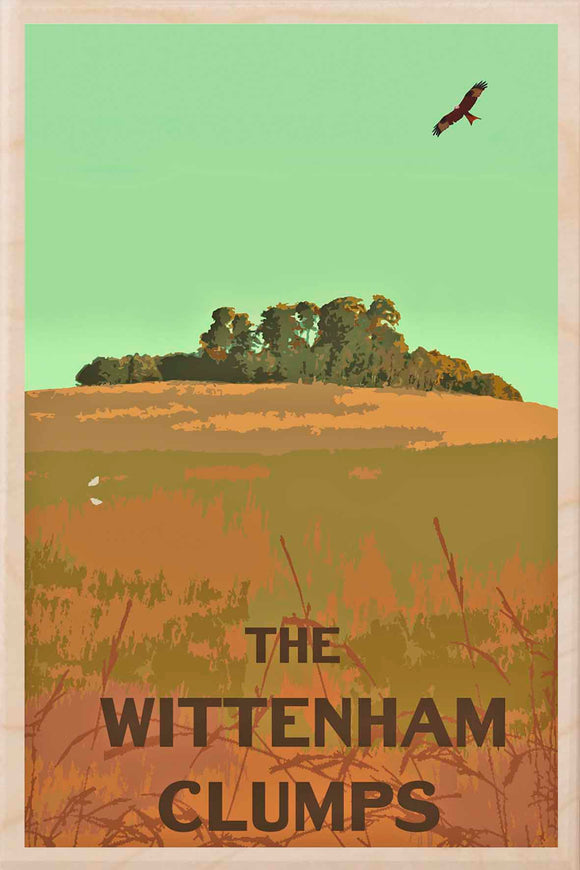 THE WHITTENHAM CLUMPS