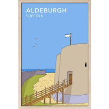 Load image into Gallery viewer, ALDEBURGH MARTELLO TOWER