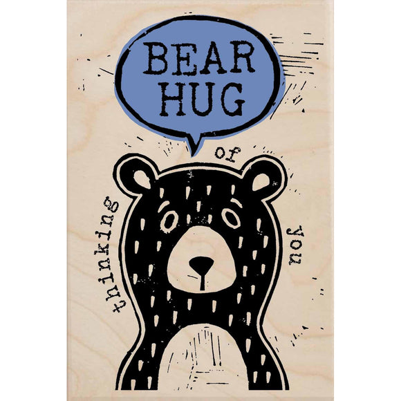 BEAR HUG THINKING OF YOU