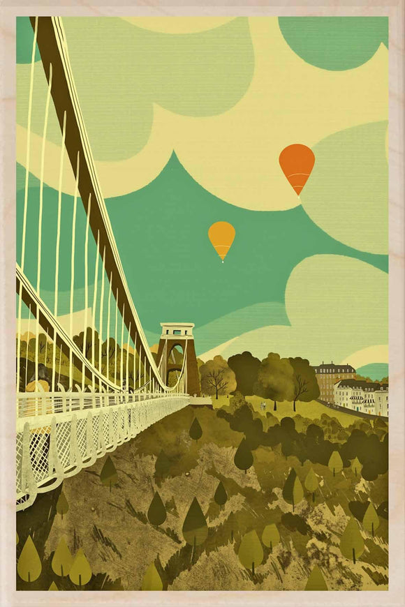 BRISTOL SUSPENSION BRIDGE BALLOONS