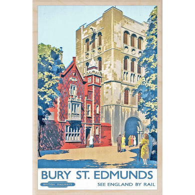 BURRY ST EDMUNDS