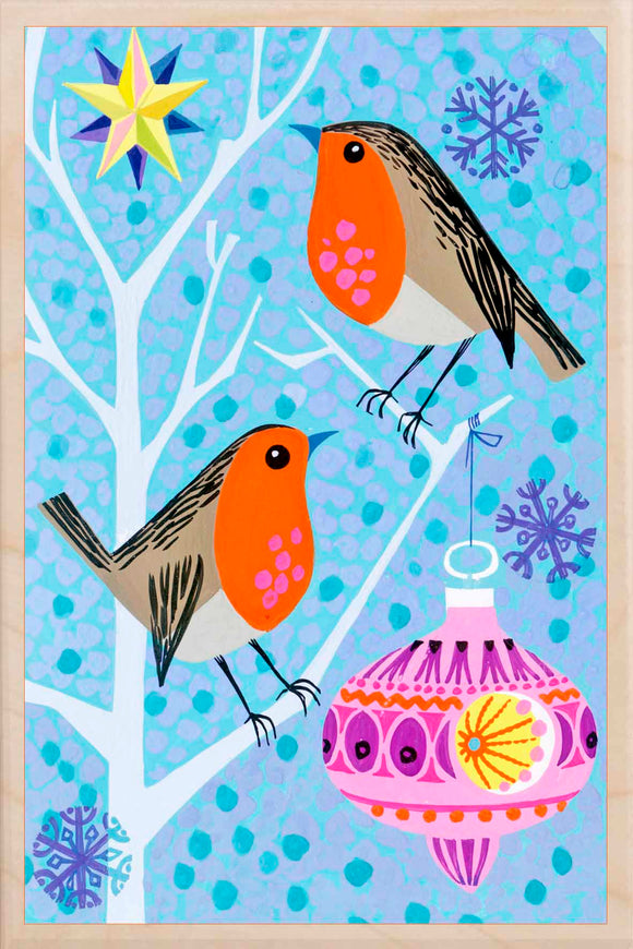 BAUBLE ROBINS